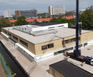 Nieuwbouw brede buurtschool Moerwijk
